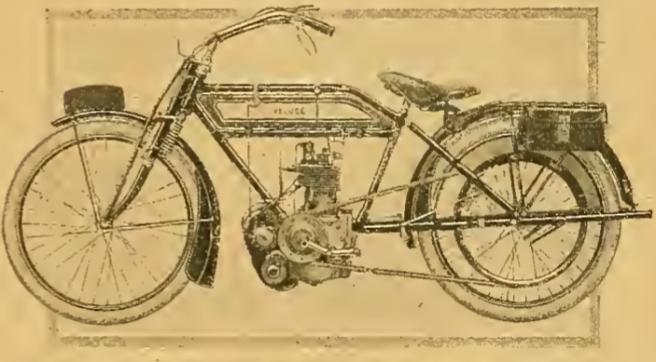 1912 VELOCETEST