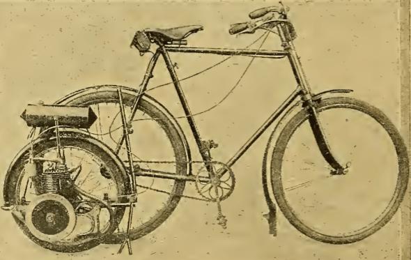 1912 WALL AUTOWHEEL