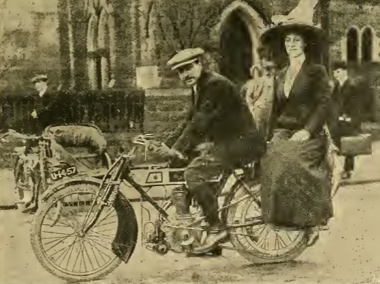 1912 WED COUPLE