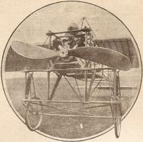 1910 COLLIERPLANE