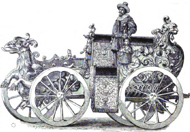 1650 HORSELESS