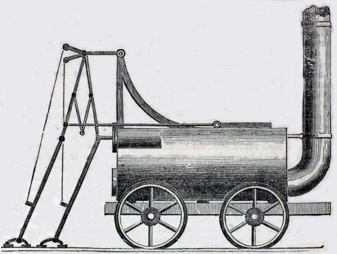 1814 MECHANICAL TRAVELLER