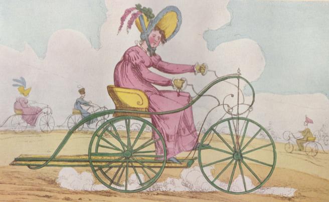 1818 LADIES CURRICLE
