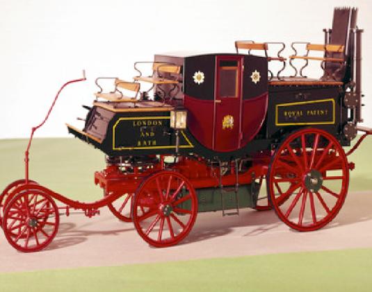 1823 GURNEY MODEL