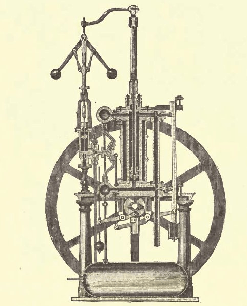 1833 WRIGHT ENGINE