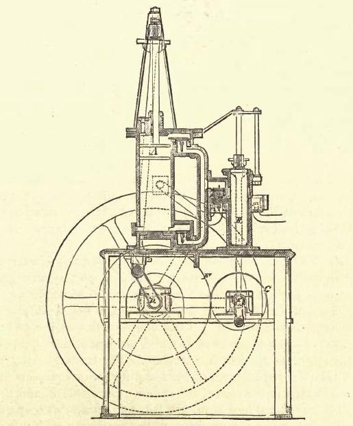 1838 BARNETT ENGINE