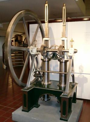 1854 BARSANTI ENGINE