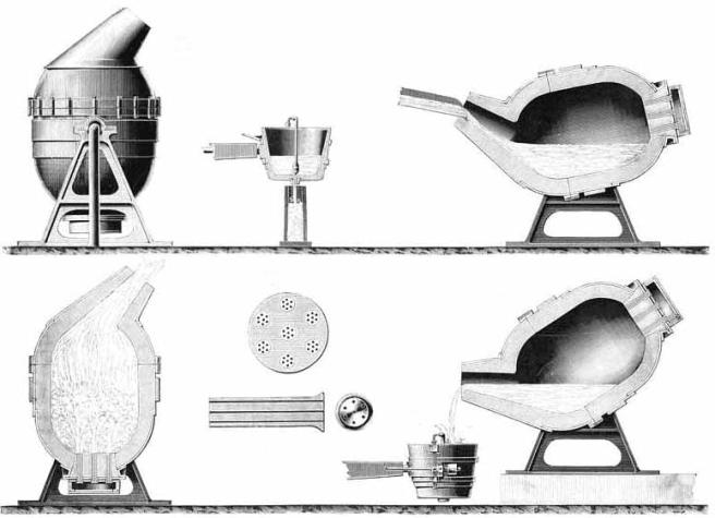 1854 BESSEMER