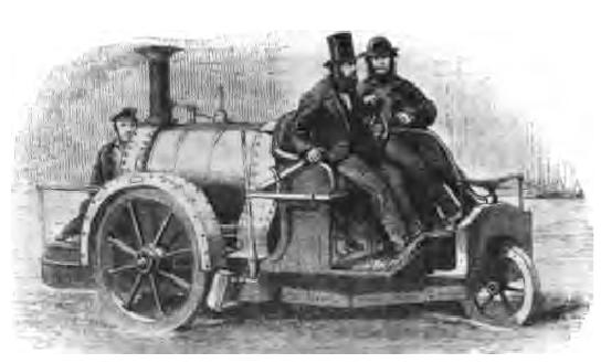 1861 RICKETTS