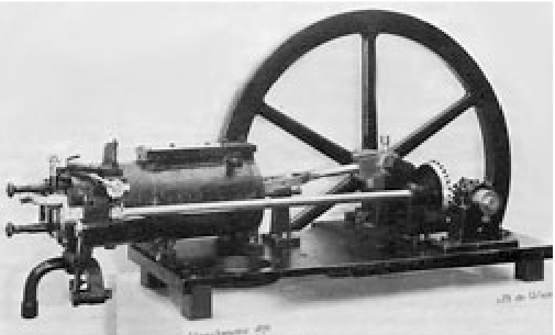 1876 OTTO SILENT