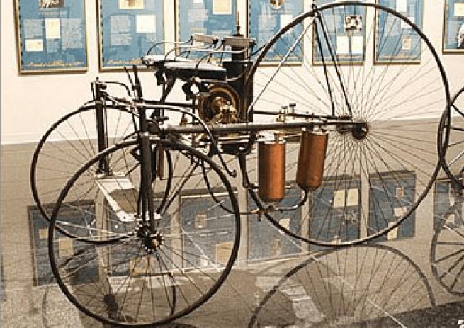 1880 LONG TRIKE