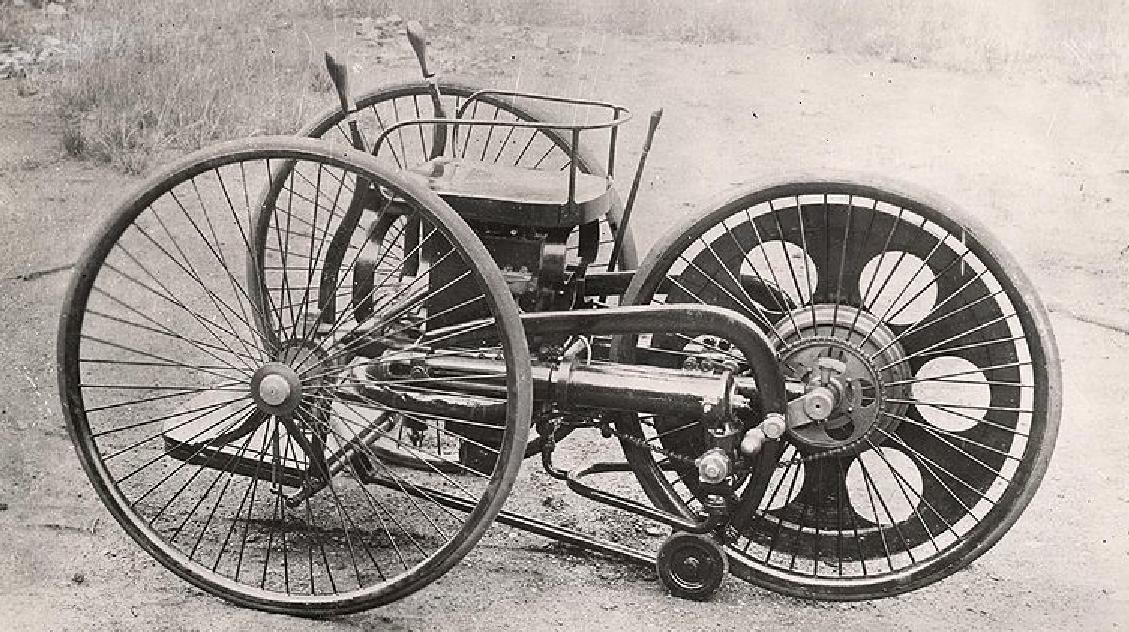 1884 BUTLER TRIKE