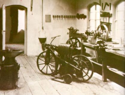 1885 EINSPUR WORKSHOP