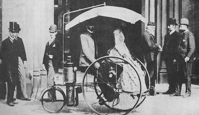 1887 COPELAND STEAM PHAETON