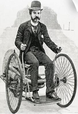 1888 BUTLER TRIKE