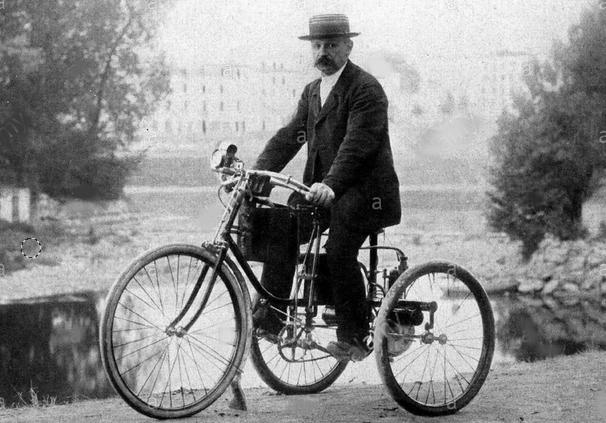 1895 GEORGES TRIKE