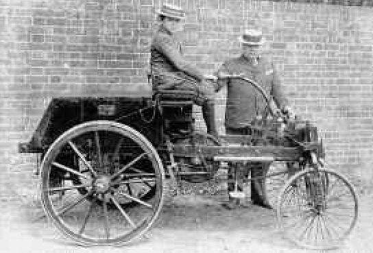 1895 KNIGHT CARRIAGE