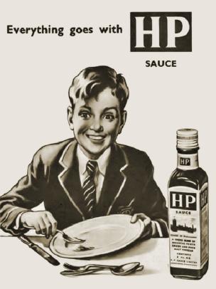 1896 HP SAUCE