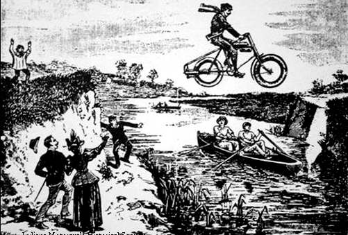 1896 PENNINGTON POSTER