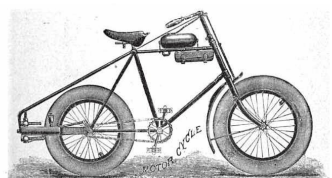 1896 PENNINGTON BIKE