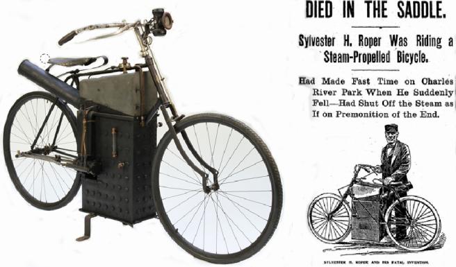 1896 SYLVESTER ROPER