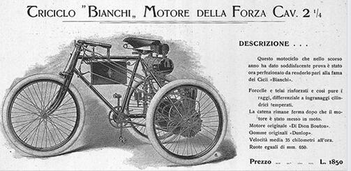 1897 BIANCHI
