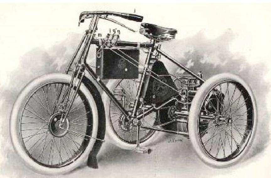 1899 ARIEL DEDION