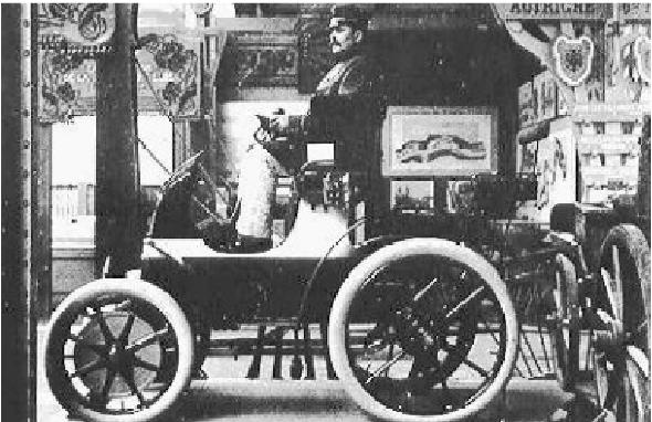 1899 ELECTRIC PORSCHE