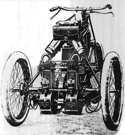 1899 PRINETTI & STUCCI