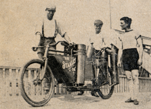 1899 STANLEY STEAM PACER