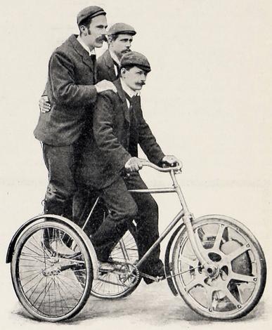 1900 SINGER TRIKE