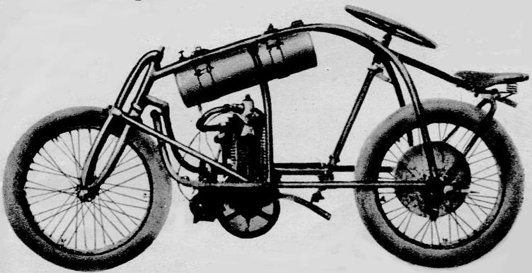 1902 DEDION RACER