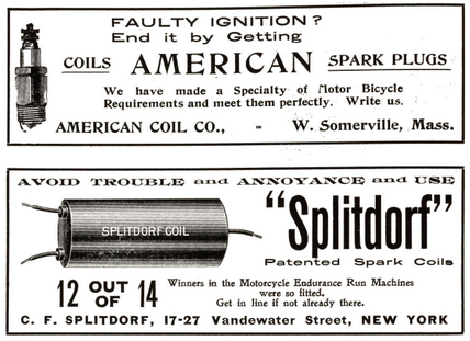 1903 ELECTRICS AD