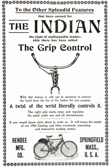 1903 INDIAN AD