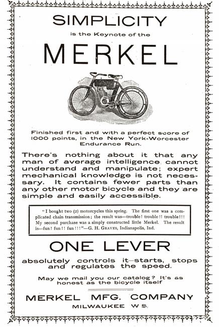 1903 MERKEL AD