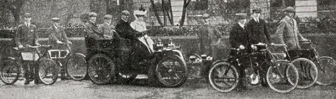 1903 VOLUNTEER CORPS