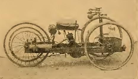 1904 KNIGHT JNR TRIKE