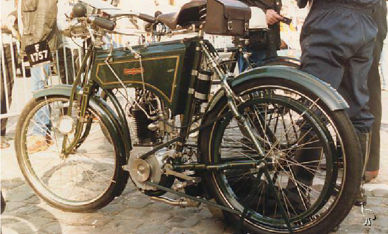 1904 SAROLEA KERRY