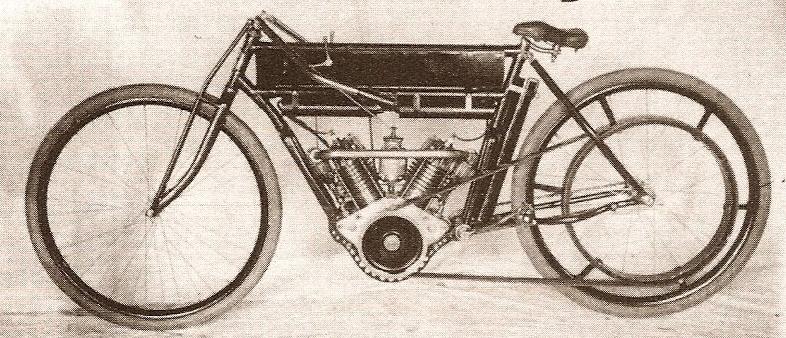 1905 CURTISS V2