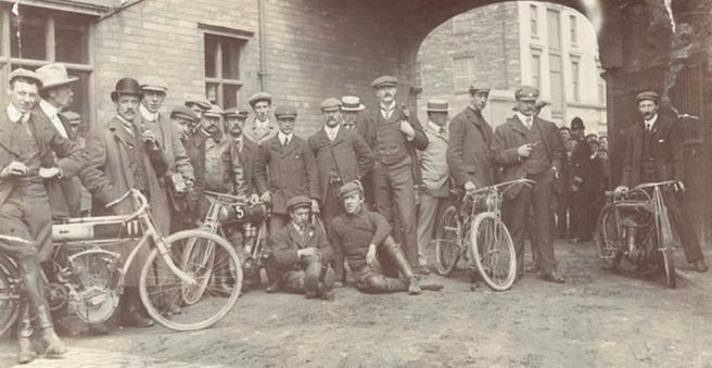 1905 MANX TRIALS