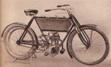 1905 WERNER VERTWIN