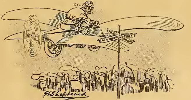 1912 2000 FINGERMAST