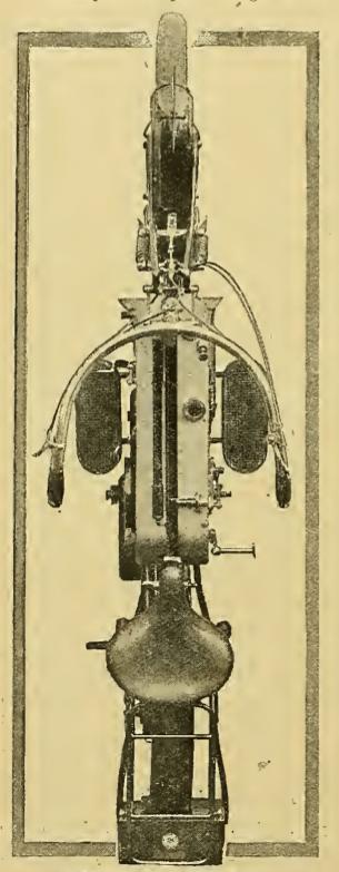 1912 AJS 6HP PLAN