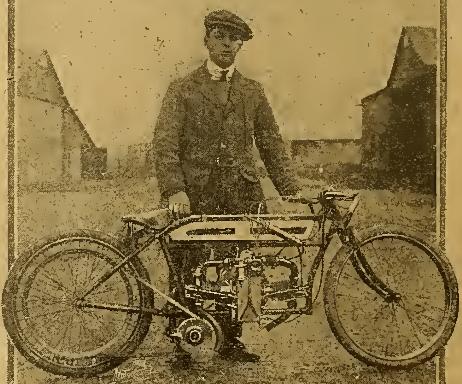 1912 BAILEY DOUGLAS ABC