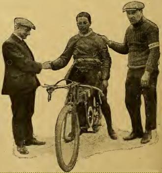 1912 BAILEY FAREWELL