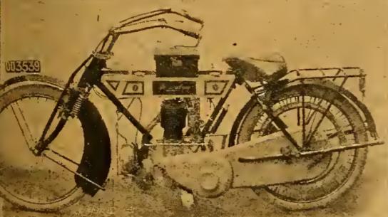 1912 BRADBURY ENCLOSED