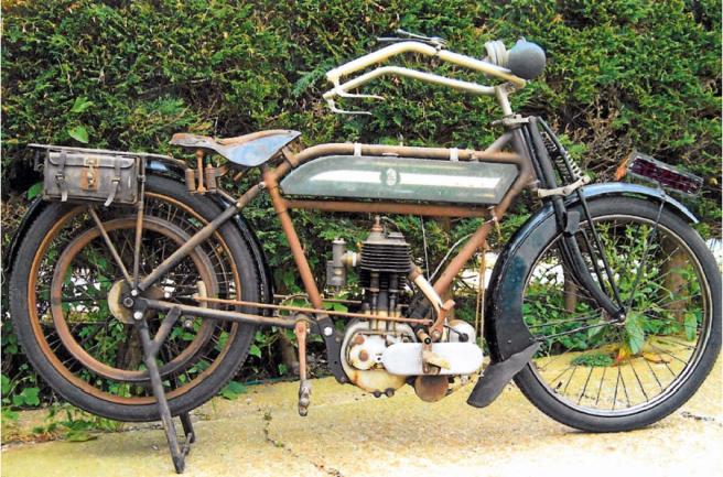 1912 BSA