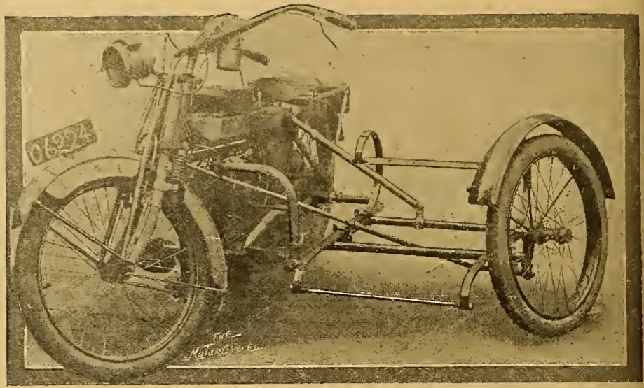 1912 CLYNO COMBO