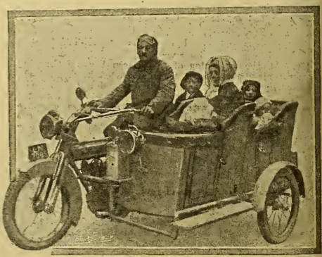 1912 CRAVEN SIDECAR