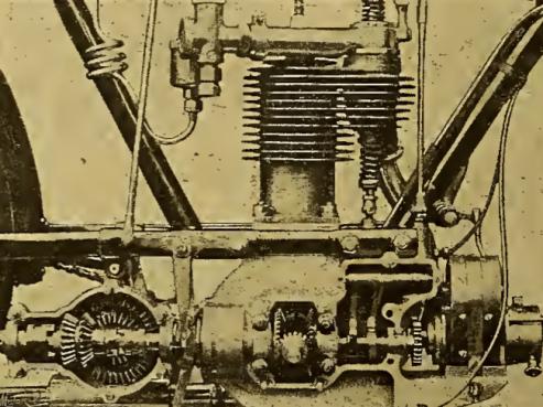 1912 DIAMOND ENGINE